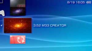 M33 CREATOR