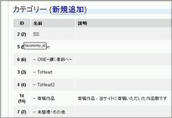 WordPress ハック (term_taxonomy_id をカテゴリ管理画面で確認する)