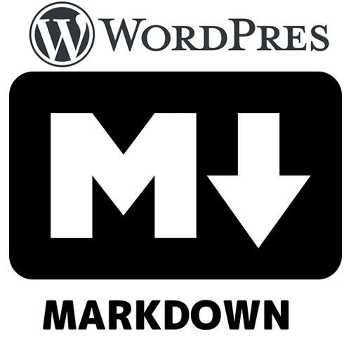 WordPress + Markdown